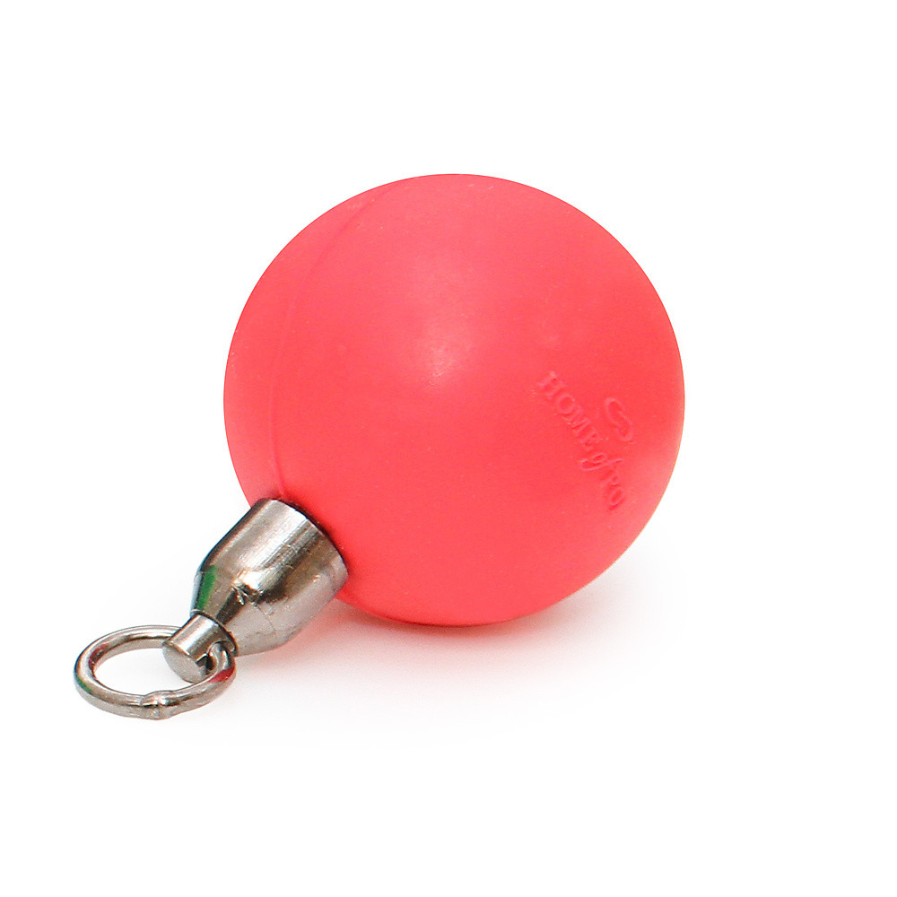 Single Silicone Poi Knob with Swivel from Home of Poi